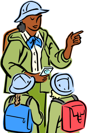 Girl Scout_leader_clipart