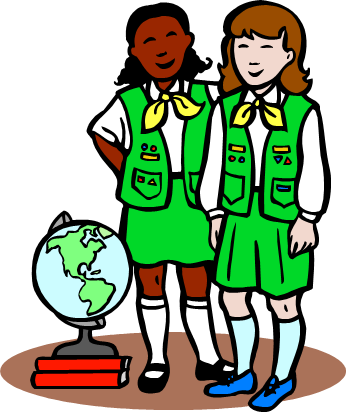 Girl Scouts_clipart
