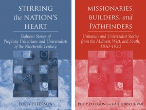 Check your congregation's library for these books, which include stories of many of these women: Stirring the Nation's Heart by Polly Peterson (UUA, 2010) and Missionaries, Builders, and Pathfinders by Gail Forsyth-Vail and Polly Peterson (UUA, 2014).